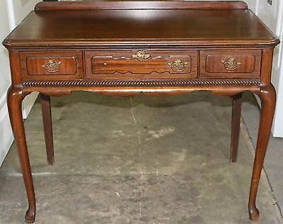 Queen Anne Style Ladies Writing Desk