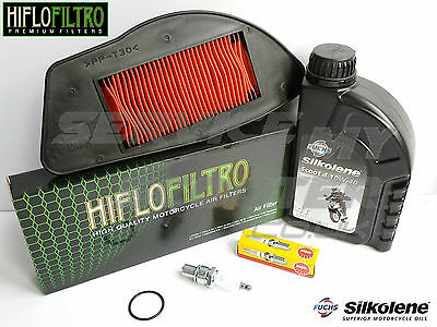 Yamaha Nxc Cygnus 125 04-14 Hiflo Service Kit, Oil, Spark Plug, Air Filter