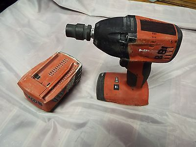 Hilti SID 18-A Cordless Impact Screwdriver / With Battery