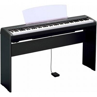 Yamaha L85 Keyboard Stand for the P85 Keyboard, Black. Best Price