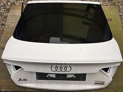 Audi A5 S Line Sportback 2014 Complete Rear Bootlid Tailgate Front Rear Doors
