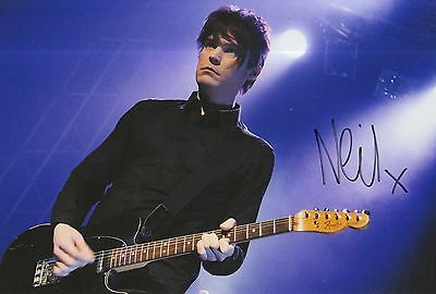 Neil Codling Hand Signed 12x8 Photo Suede.