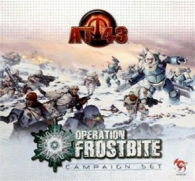 AT43: AT-43 Campaign: Frostbite - Brand New