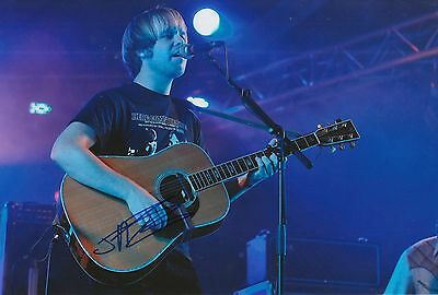 James Skelly Hand Signed 12x8 Photo The Coral 2.