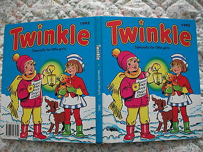 TWINKLE annual 1995 in excellent condition
