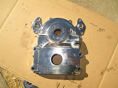 Holman Moody TIMING COVER FORD 390 427 428 GASSER Drag Race Marine Jet Boat