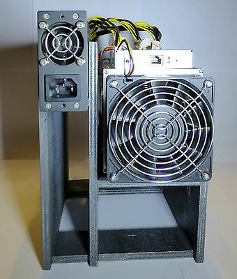 Wood and Rubber Support for Antminer S7 Bitmain Bitcoin