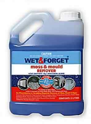 Wet and Forget 2L Concentrate