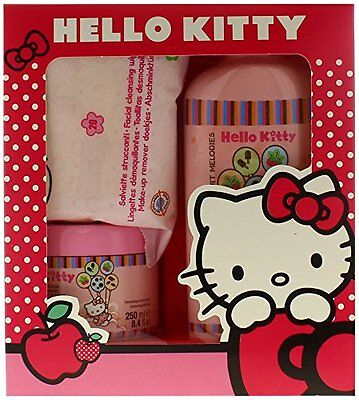 Hello Kitty Conf. Set Tris Con Mousse
