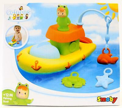 Smoby Cotoons Fishing Boat Bath Toy
