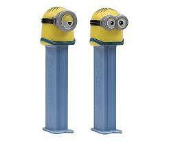 Pez - Minions - Candy Dispenser 6 pk