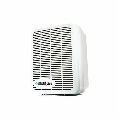Salin Plus Device (Demo), Salt Therapy Air Purifier with 2 year warranty,