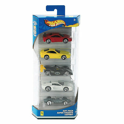 Hot Wheels 5 Car Pack, Die-Cast Vehicle Set, Childrens Toy Cars