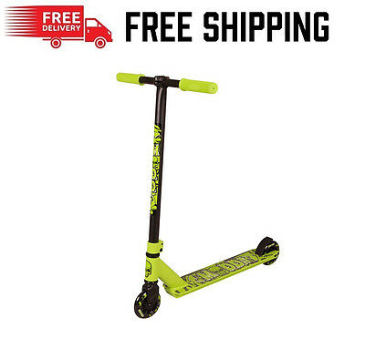 Mgp Madd Whip Pro Complete Scooter - Green - Free Shipping