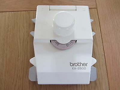 Brother KA - 2600 Chunky Intarsia Carriage