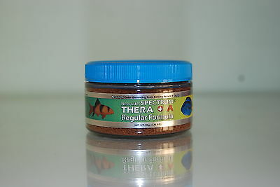 New Life Spectrum Thera  A  Fish Formula With Extra Garlic 60g Pellet 1mm size