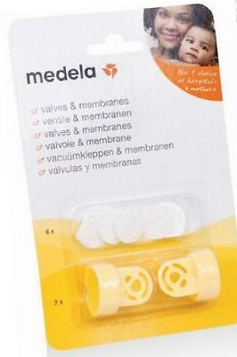 Medela Breast Pump Replacement Valves and Membranes