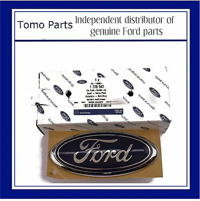 Genuine New Ford Transit 2002-2006 Front Ford Oval Badge Emblem Motif 1779943