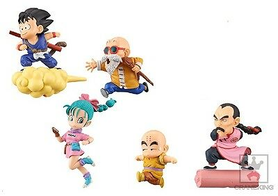 BANPRESTO DRAGONBALL WCF 30th WORLD COLLECTABLE FIGURE THE HISTORICAL CHARACTERS