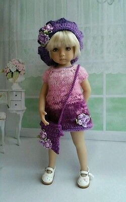Outfit for doll Little Darling Effner 13""