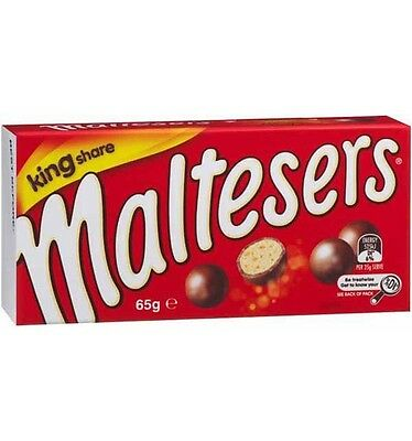 Mars Maltesers King Share 65g x 16