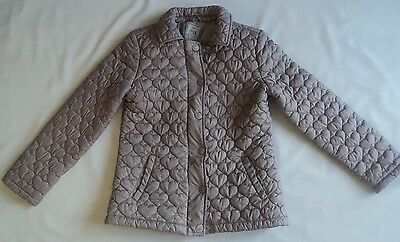 Girls Quilted Style Jacket From Next For Age 11-12 Years Old