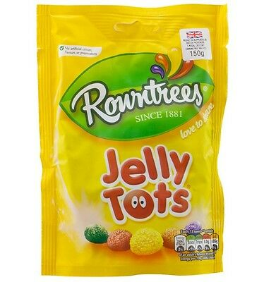 Rowntree Jelly Tots 150g x 12