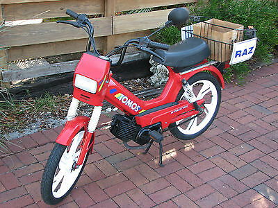 1994 Other Makes Sprint  1994 TOMOS Mo-Ped