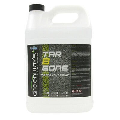 Tree sap and tar remover for automobile paint finishes clearcoat safe