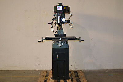 Enco 105-1110 Mill Drill with Stand, 2HP