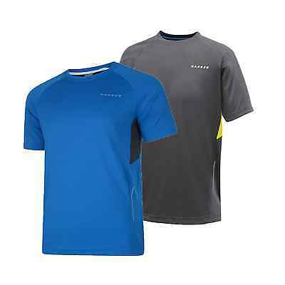 Dare2b Volition Mens Lightweight Wicking Sports T-Shirt