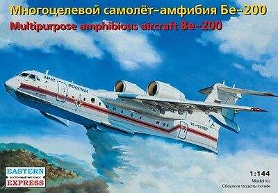 1:144 Eastern Express 14471  Beriev Be200 Multipurpose Amphibious Aircraft