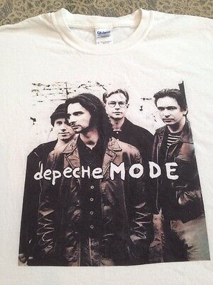 Depeche Mode XL Tshirt
