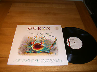 """Queen-i'm going slightly mad.12"""""""