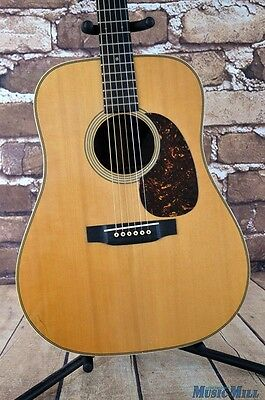 Vintage Pre-War 1941 Martin D-28 Herringbone Dreadnought Acoustic Brazilian