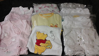 Collection Of Baby Girl's Clothes 0-3 Months
