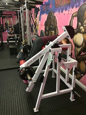 Atlantis Precision Series Reverse Hyper Machine Heavy Duty Commercial Glute