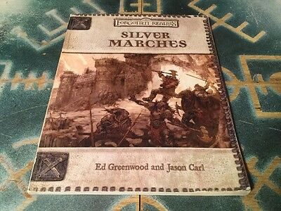 Silver Marches ~ D&D Dungeons and Dragons ~ 3.0/3.5 ~ Forgotten Realms