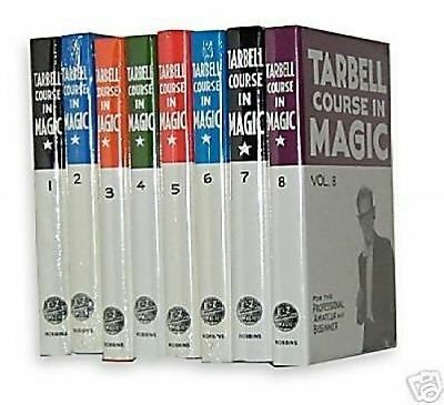 Tarbell Course in Magic - Complete Set Volumes 1 - 8