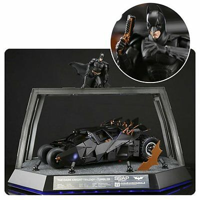 Dark Knight Tumbler 1:12 Scale RC Vehicle Deluxe Pack  **NEW** In Stock