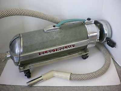 Vintage Electrolux XXX Model 30 Cordomatic Canister Vacuum