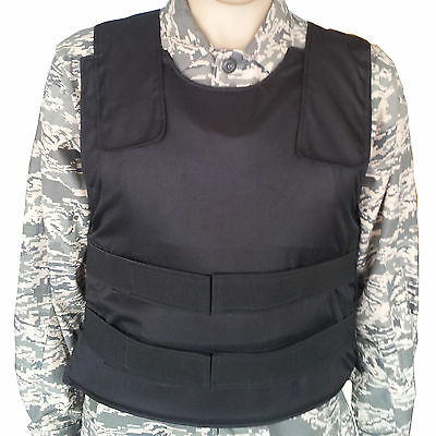 Concealable Bulletproof Bullet Proof Vest Body Armour SMALL Size