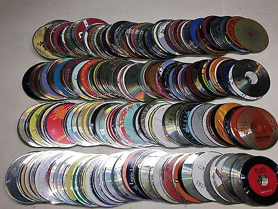 Wholesale Lot Of 400 CDs Music Rock Country Hip Hop R&B Classical Metal Rock