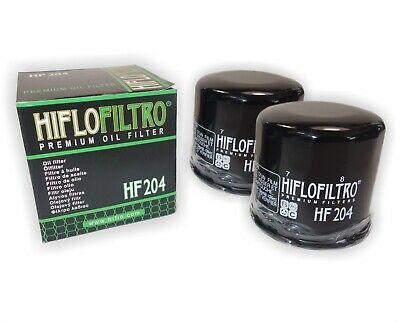HI-FLO OIL FILTER 2 PACK FOR YAMAHA MT-09 2014 to 2015 | XVS950 2009 to 2014
