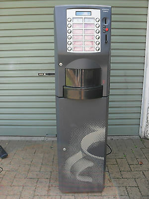 2x COFFEE VENDING MACHINES For Sale