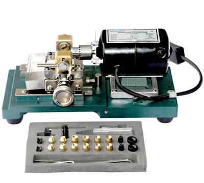 pearl drilling holing machine, pearl making machine with steel bits and needles