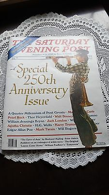 Saturday Evening Post August 1977 Special 250th Anniversary Issue Norman Rockwel
