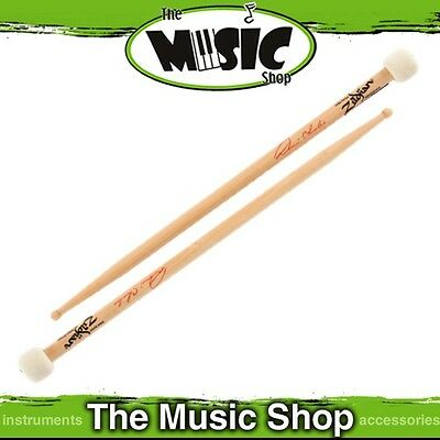 New Pair of Zildjian Dennis Chambers DC Double Stick Drum Mallets - SDMDC
