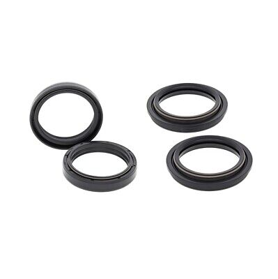 FORK + DUST SEALS FOR HONDA CRF250R 2010 to 2014 CRF450R 2009 to 2012