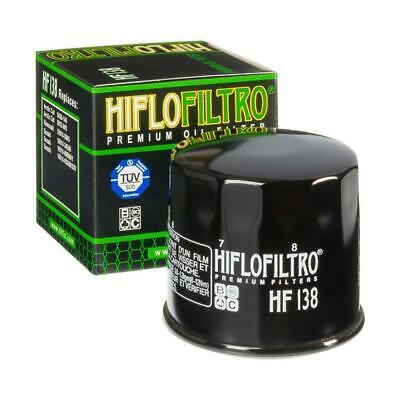 HI-FLO OIL FILTER FOR SUZUKI LT-A450 XC-K9 King Quad 450 AXi Camo 2009